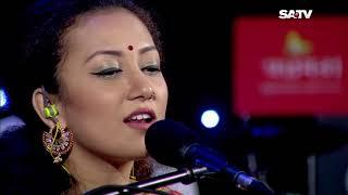 Noyoner Noyon Bondhu   Nishita Boruya   Live Musical Program   Gohiner Gaan   Bangla Folk Song