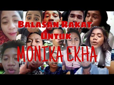Xxx Mp4 Video Balasan Rakat Untuk Monika Ekha Video Viral Tentang Rakat Monika Eka 3gp Sex