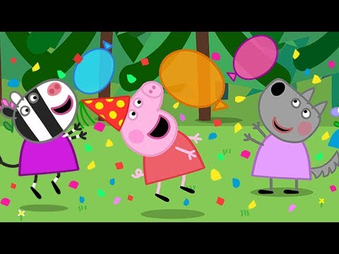 Xxx Mp4 Peppa Pig English Episodes 🎉 It S Peppa S New Year Party Time 🎉 Peppa Pig Official 4K 3gp Sex