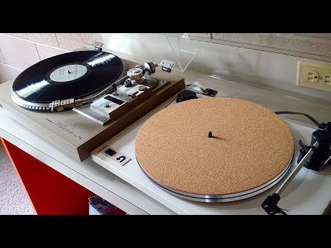 New vs Vintage Turntable. Both the Same Price. Which One Should you Buy