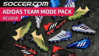 ADIDAS TEAM MODE PACK - New Colors for the New Season