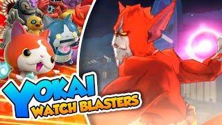 ¡RASENGAN! - #14 - Yokai Watch Blasters en español (Gato Rojo) DSimphony