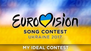 EUROVISION 2017 | MY IDEAL CONTEST - FROM AUSTRALIA [HD]