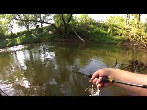 весенняя рыбалка на малых реках подмосковья