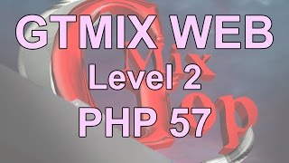 دورة تصميم و تطوير مواقع الإنترنت PHP - د 57 - كتابة النصوص على الصوره watermark