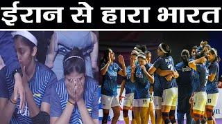 Asian Games 2018: India vs Iran Kabaddi Women