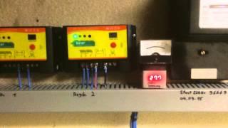 Meine Eigenstrom Solaranlage mit Einer APC Computer USV