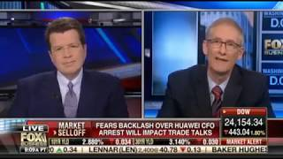 John Hannah on US-China relations with Fox Business