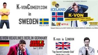 K-von Takes You To SWEDEN... (see it for yourself!)