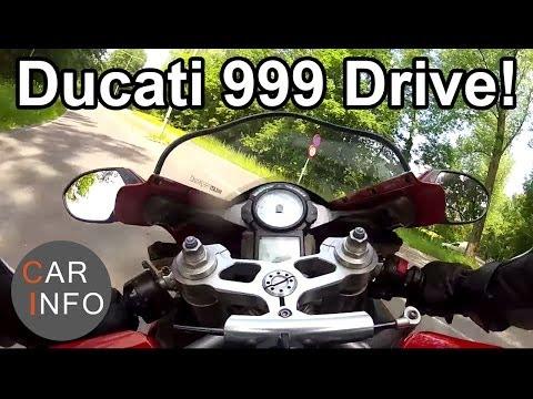Ducati 999 Testastretta Superbike: Testdrive and review 2014