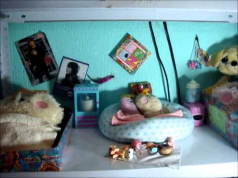 Como Quedo Mi casita de mis Neonatoss && Sigotos