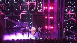 Britney Spears at Billboard Music Awards at T Mobile Arena 5/22/16