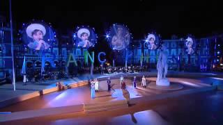 Cérémonie d'ouverture des VIIèmes Jeux de la Francophonie
