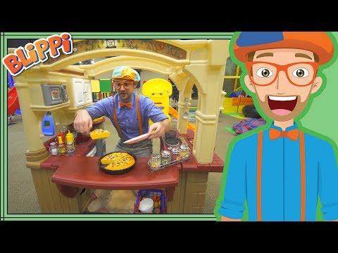 Videos for Toddlers with Blippi | Learn Colors and Numbers for Children