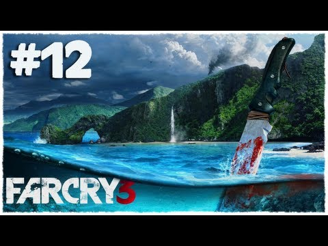 Far Cry 3:Citra is HOT! and half naked #12