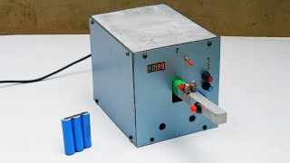 How to Make Spot Welding Machine at Home