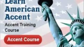 American Accent Training Part 1