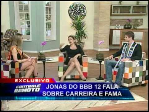 ENTREVISTA EXCLUSIVA COM JONAS SULZBACH DO BIG BROTHER BRASIL 12 vladimiralves