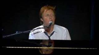 The Long & Winding Road - Paul McCartney - Live Olympia- DVD