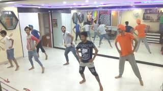 Kaali camaro song, Bhangra choreography by jack