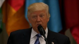 Trump's entire speech to Muslim world