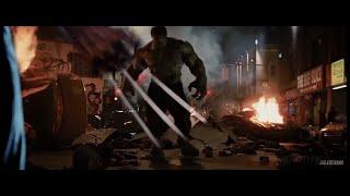 X-MEN VS VINGADORES | Trailer Dublado