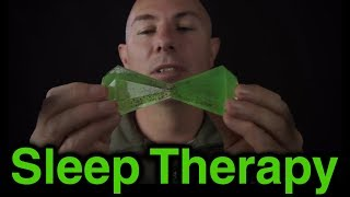 ASMR Trigger Therapy 10 Crinkle, Tapping & Whispering