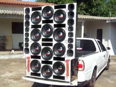 Saveiro Pancadão By Acoustic Sound