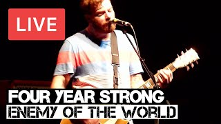 Four Year Strong - Enemy of the World Live in [HD] @ KOKO, London 2012