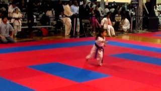 Yonkers Shotokan Karate Aaliyah