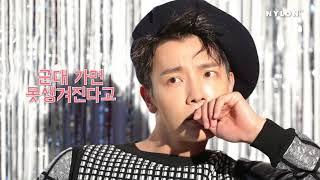 [NYLON TV KOREA] 나일론 9월호 커버 D&E의 비하인드 영상