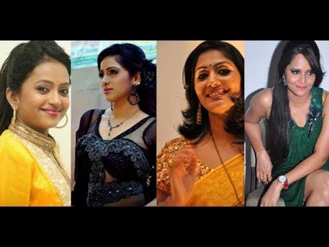 Telugu Anchors and Their REMUNERATIONS | Anchor Suma | Anchor Anasuya | Anchor Rashmi | Sreemukhi