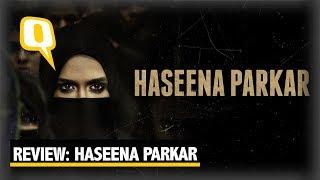 Movie Review: Shraddha Kapoor Starrer 'Haseena Parkar'
