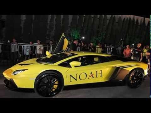 Mobil Mewah - Mobil Mewah Ariel Noah