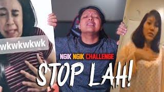 Try Not To Laugh: Edisi Ngik Ngik Challenge #bengeksampedead