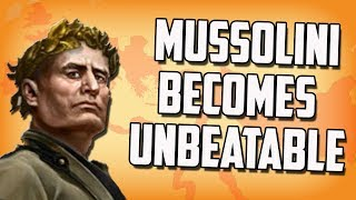 ITALY BECOMES UNBEATABLE?! HOI4