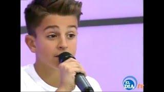 Hasta El Amanecer - Adexe & Nau (en televisión) Nicky Jam cover