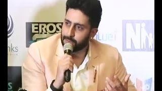 WATCH: Abhishek Bachchan goes WITTY while congratulating Wifey Aishwarya