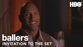 Ballers Season Two: Invitation To The Set (HBO)
