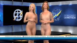 Bản tin thời sự nude