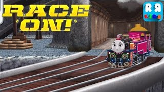 Meet Ashima in Blue Mountain Quarry | Thomas & Friends: Race On!