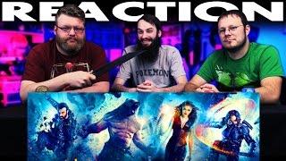 GUARDIANS Trailer Russian Superhero Movie REACTION!!