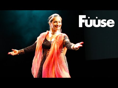 Sheema Kermani performs at inaugural sister-hood conference in Oslo