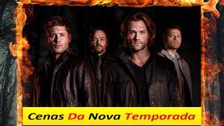 Sobrenatural 12 Temporada Cenas! 4 Dublado #2017 HD
