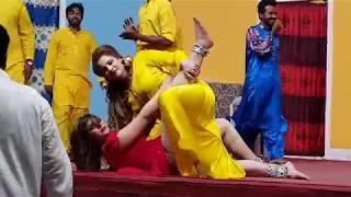 MaHNooR & Afreen Hot Mujra Dance 2017