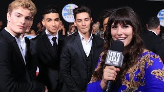 """""""In Real Life"""" Talks New Music + Winning ABC's """"Boy Band"""""""