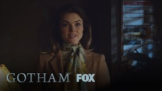 Barbara Surprises Gordon | Season 2 Ep. 18 | GOTHAM