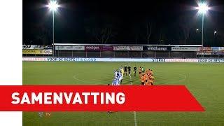 Samenvatting HHC Hardenberg - sc Heerenveen (oefenwedstrijd)