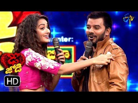 Sudheer Bhanu Funny Joke Dhee Jodi 10th October 2018 ETV Telugu