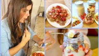Healthy School Breakfast Ideas!